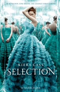 Selection Kiera Cass