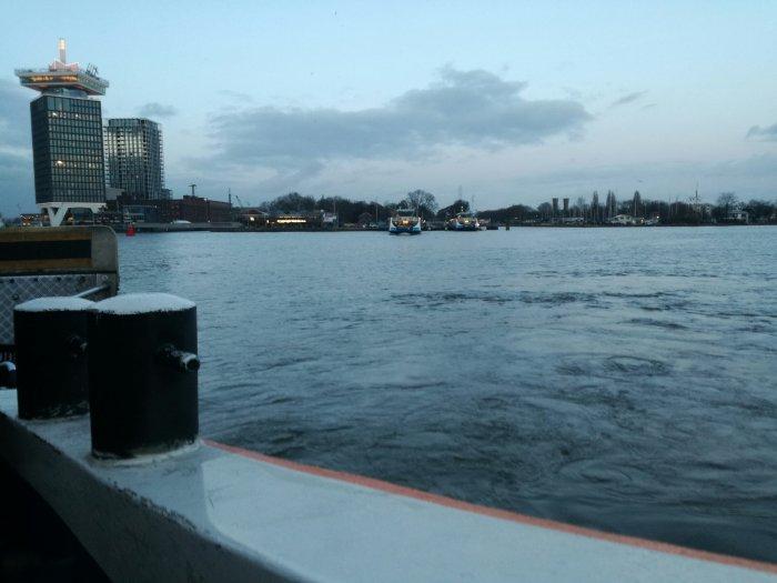 Fähre Amsterdam