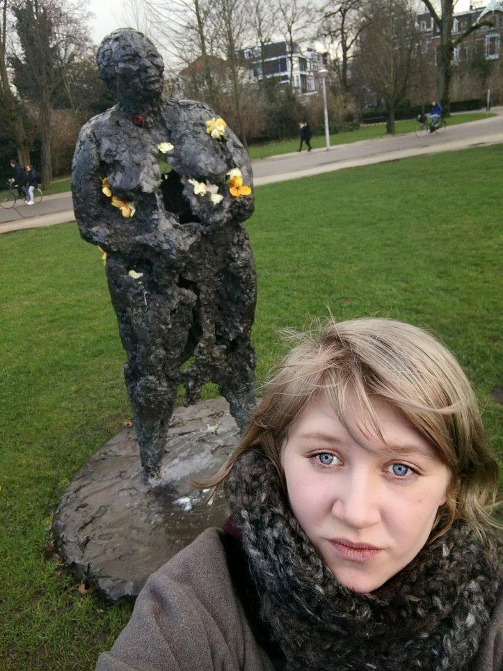 PiusLucius im Vondelpark Amsterdam